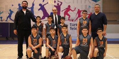 Basketbol şenliği başladı