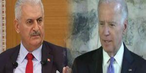 Yıldırım ile Biden'den 'Fethullah Gülen' görüşmesi