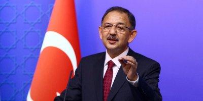 Mehmet Özhaseki Mansur Yavaş'a yüklendi