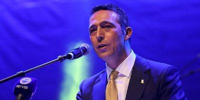 Ali Koç'tan transfer yasağı açıklaması