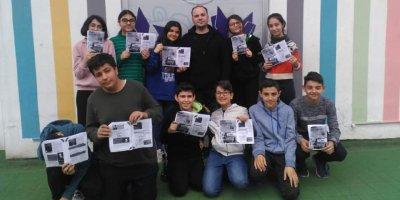 Türkiye'de bir ilk: Türkçe LGS deneme projesi