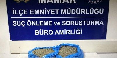 İstanbul'dan Ankara'ya 6 kilo bonzai getiren 3 kişi yakalandı