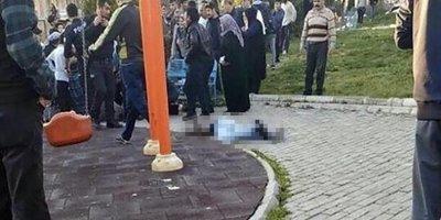 İzmir'de enişte hem kendini hem baldızını vurdu
