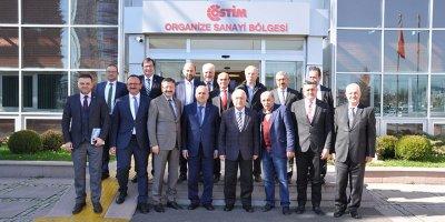 Tiryaki: OSTİM'i uluslararası standartlara yükselteceğiz
