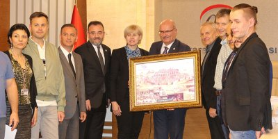 ATO Ankara'nın Rusya'da tanıtımı için atağa geçti