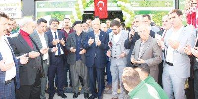 AYBİMAŞ Tanzim Ankara'da açıldı