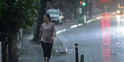 Meteoroloji sağanak yağış uyarısı