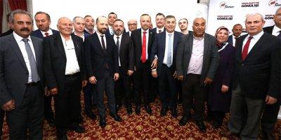 Sincan'da Murat Ercan'a tam destek