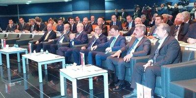 Özhaseki ASO Meclis Toplantısı'na katıldı