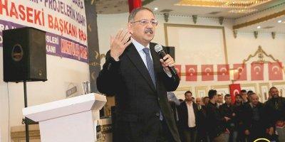 Özhaseki'den öğrencilere otobüste yüzde 50 indirim vaadi