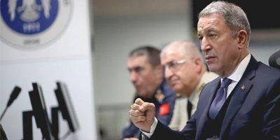 Hulusi Akar: Kandil'e operasyonlar sürecek