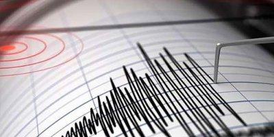 O ilimizde korkutan deprem! 5 şiddetinde sallandı