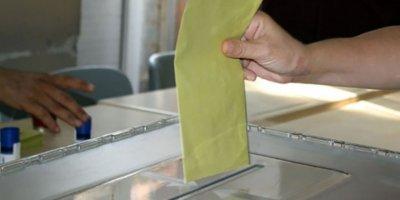 Doğu illerinde oy kullanma sona erdi