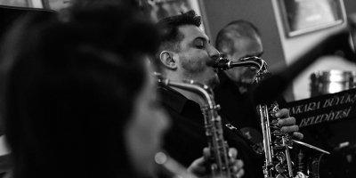 Tangodan Türküye müzik ziyafeti