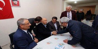 Fethi Yaşar'dan ilk ziyaret Yakacık'a