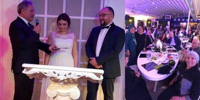 Gazeteci Orhan Kemal Erkılıç ile Dr. Cemre Eda Yar evlendi
