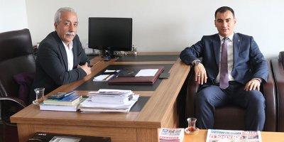 Polat: Anadolu Gazetesi Ankara'nın markasıdır