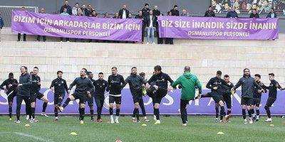 Osmanlıspor fethe çıkıyor