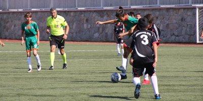 Ankara U15 takımlarının oynayacağı illeri belli oldu