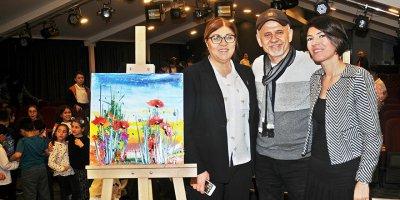 Oya Akın Yıldız Okulları Hikmet Çetinkaya'yı ağırladı
