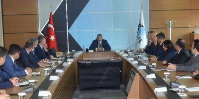 İl müdürleri Ankara'da toplandı