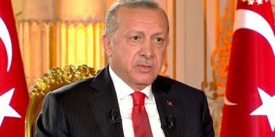 Erdoğan: Şiddetin ve terörün her türüne karşıyız