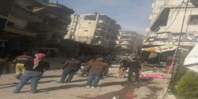 İdlib'teki patlamada 12 kişi öldü