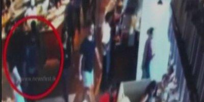 Sri Lanka bombacısının görüntüsü ortaya çıktı
