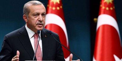 Cumhurbaşkanı Erdoğan'dan Fransa'ya mesaj