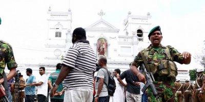 Sri Lanka'da yine bir patlama oldu