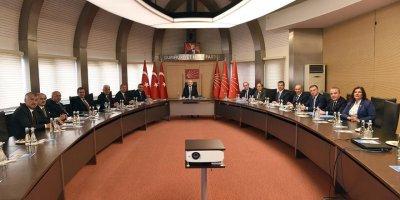 CHP'li belediye başkanları Ankara'da bir araya geldi