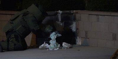 Kırıkkale'de şüpheli bavul alarmı