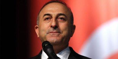 Mevlüt Çavuşoğlu: Su konusunda Irak ile birlikte çalışacağız