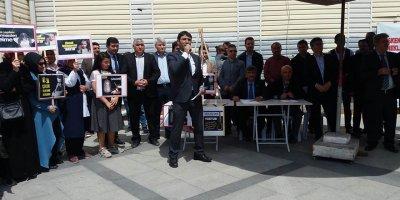 Mesut Kaya: Hükümetten idam istiyoruz