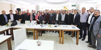 Kırıkkaleliler Vakfı 12. Olağan Genel Kurulu'nu Ankara'da yaptı