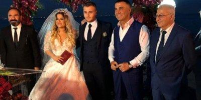 Sedat Peker, Kibariye'nin Kızının Nikah Şahidi Oldu