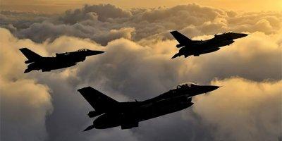 Irak'ın kuzeyine hava harekatı!