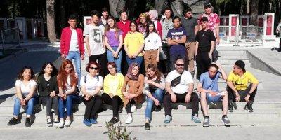 Hasanoğlan'dan tarihe yolculuk