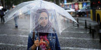 Meteoroloji'den sağnak yağış uyarısı!