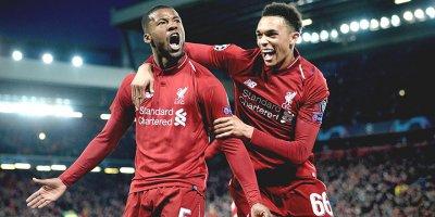 Liverpool tarih yazdı!
