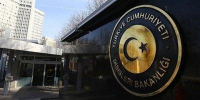 Türkiye'den Fransa'ya sondaj tepkisi