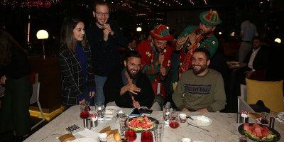 Ramazan geleneği eğlenceleri tam gaz