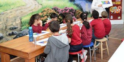 Gezici matematik tırı Ankara'da