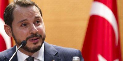 Hazine ve Maliye Bakanı Berat Albayrak: Sanayi üretiminde pozitif trend sürüyor