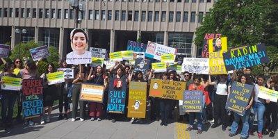 Şule Çet davası Ankara'da görülecek