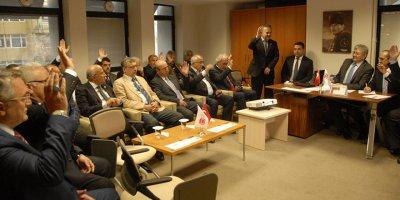 Belediye Başkanları Birliği'nin yeni başkanı Hüseyin Erer