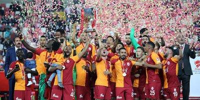 Kupa Fatih'i Galatasaray