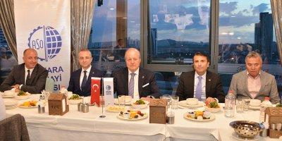 Nurettin Özdebir: Türkiye'nin geleceğinden son derece ümitliyim