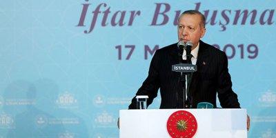 Erdoğan: Muhtarlık seçimlerinin ayrılmasında yarar var