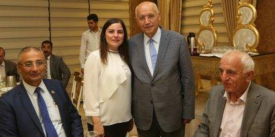 Yaşar: Yenimahalle'yi beraber yönetiyoruz